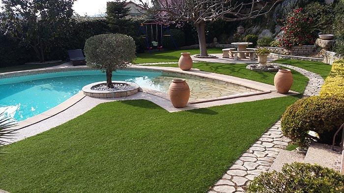 Les experts de la pelouse synthétique pas cher à Béziers