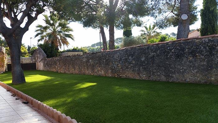 Achat en ligne d' une pelouse artificielle à Cergy