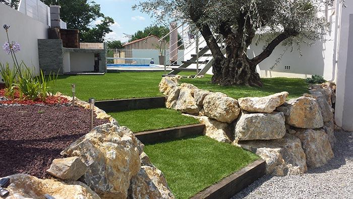 Le professionnel de la pelouse synthétique à Fréjus
