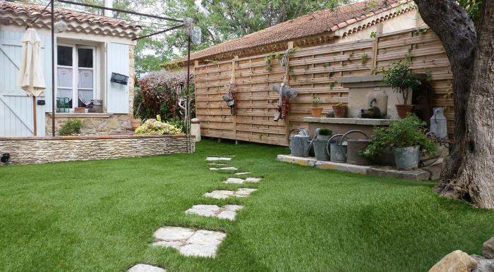 Achat en ligne d' une pelouse artificielle pas cher à La Turbie
