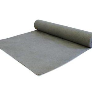 Géotextile : Sous-couche pour pose de gazon sur sol meuble